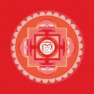 Muladhara-Wurzel-Chakra